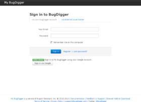 my.bugdigger.com