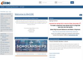 my.ccbc.edu