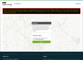my.charnwood.gov.uk