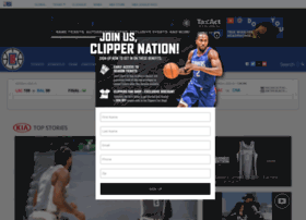 my.clippers.com