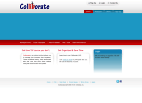 my.colliborate.com