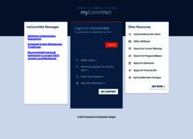 my.commnet.edu