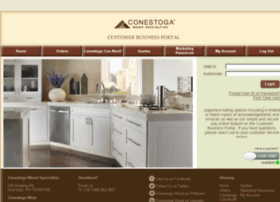 my.conestogawood.com
