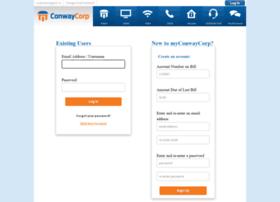 my.conwaycorp.com
