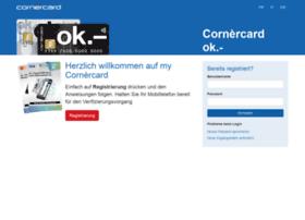 my.cornercard.ch
