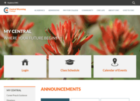 my.cwc.edu