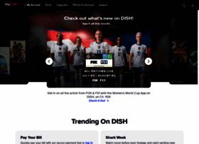 my.dish.com