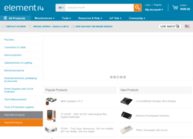 my.element14.com