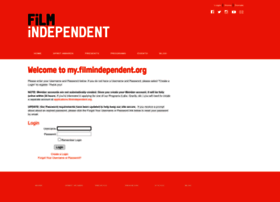 my.filmindependent.org