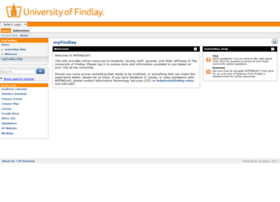 my.findlay.edu