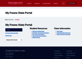my.fresnostate.edu
