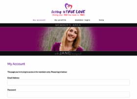 my.gettingtotruelove.com
