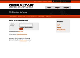 my.gibraltarsoftware.com