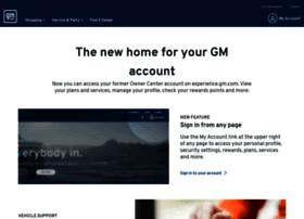 my.gm.com
