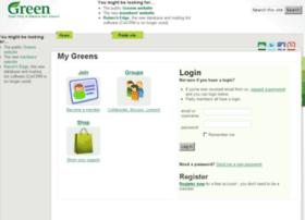 my.greens.org.nz