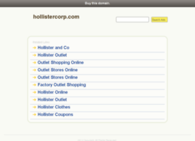 my.hollistercorp.com