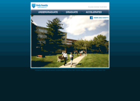 my.holyfamily.edu