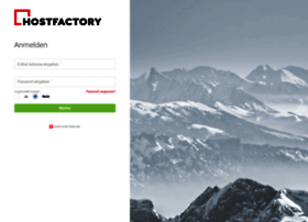 my.hostfactory.ch