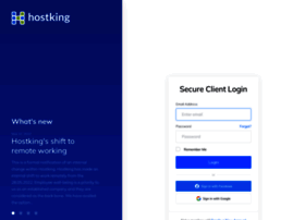 my.hostking.co.za
