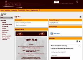 my.htu.edu
