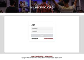 my.ihopkc.org