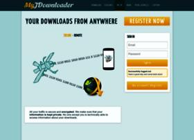 My.jdownloader.org