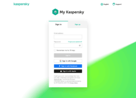my.kaspersky.com