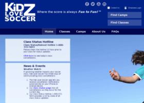my.kidzlovesoccer.com