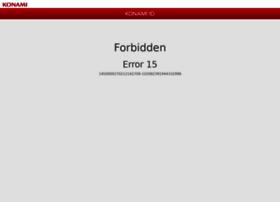 my.konami.net