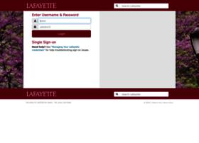 my.lafayette.edu