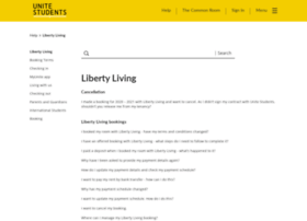 my.libertyliving.co.uk
