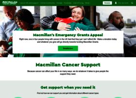 my.macmillan.org.uk