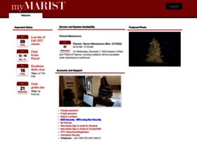 my.marist.edu