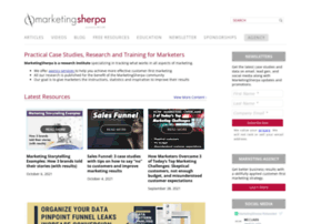 my.marketingsherpa.com