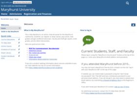 my.marylhurst.edu