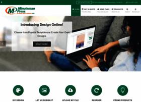 my.minutemanpress.com