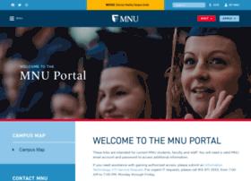 my.mnu.edu