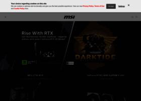 my.msi.com