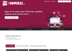 my.nmsu.edu