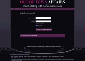 my.outoftownaffairs.co.uk