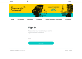 my.phocuswrightconference.com