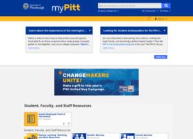 my.pitt.edu