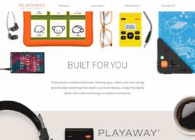 my.playaway.com
