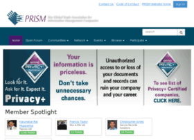 my.prismintl.org
