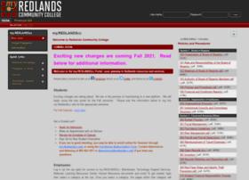 my.redlandscc.edu