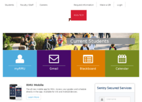 my.rmu.edu
