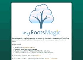 my.rootsmagic.com