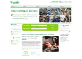 my.schneiderelectricrepair.com