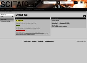 my.sciarc.edu