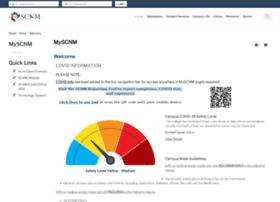 my.scnm.edu